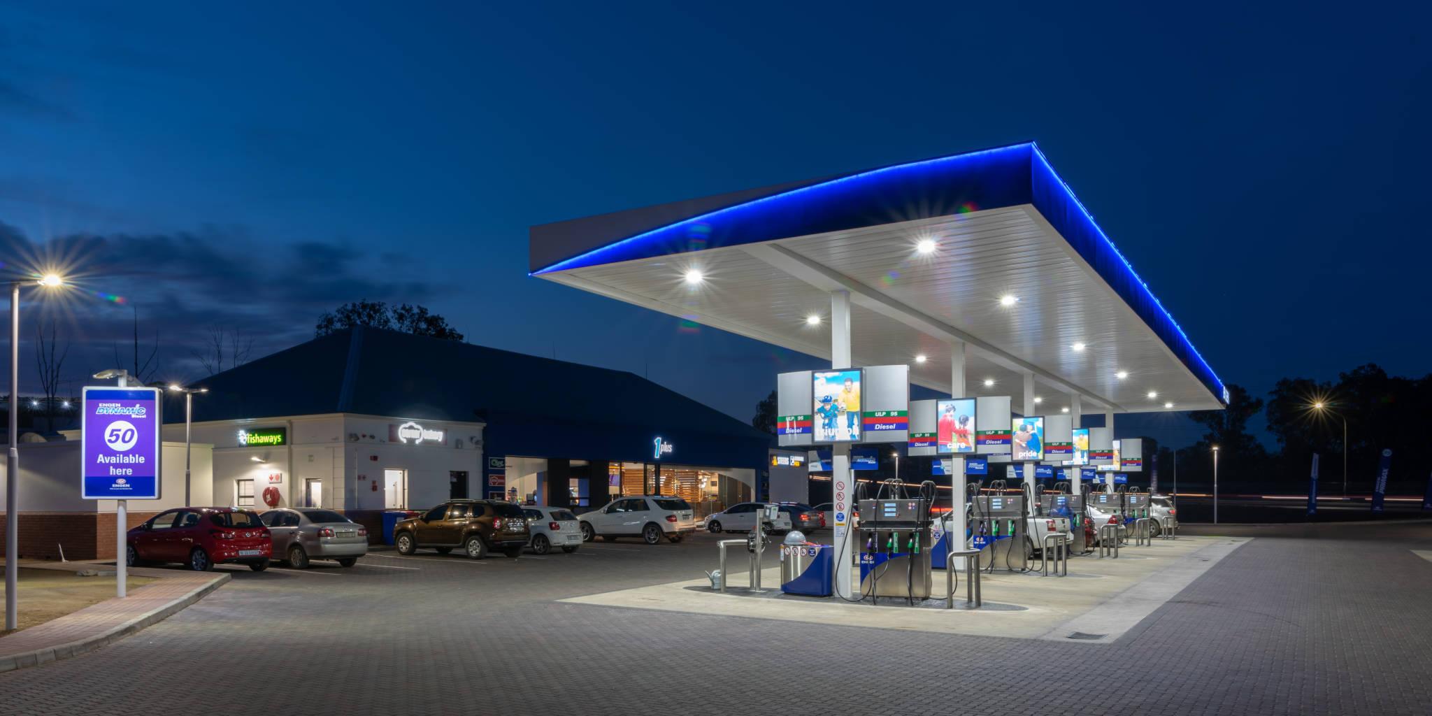 Engen Ikwezi Convenience Centre In Mthatha
