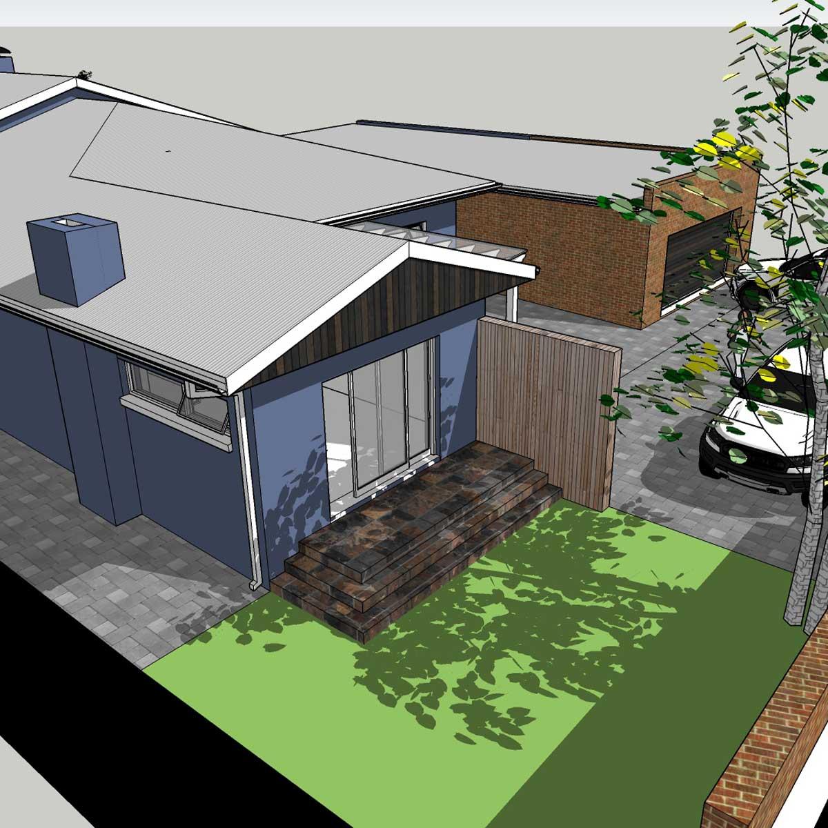 Aloe Architects House Barry