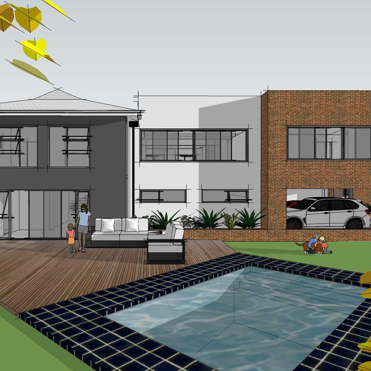 Aloe Architects House Govender